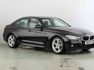 used BMW 320 3 Series d M Sport 4dr Step Auto [Business Media] 2.0