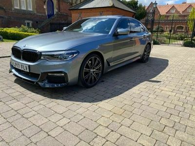 used BMW 540 5 Series 3.0SE Auto xDrive (s/s) 4dr