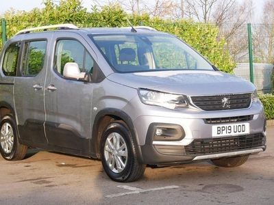 used Peugeot Rifter 1.2 PureTech Allure 5dr Bluetooth