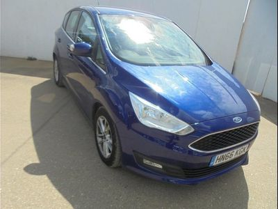 used Ford C-MAX 1.5 TDCi Zetec 5dr Powershift Auto, 2016 (66)