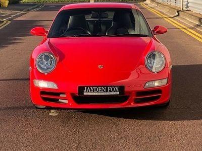used Porsche 911 Carrera 4S 3.8L 2d 350 BHP
