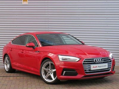 used Audi A5 Sportback TDI SPORT Auto 5-Door