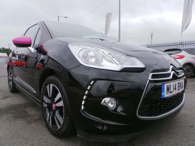 used Citroën DS3 1.6 VTi DStyle Pink 3dr