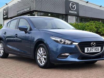 used Mazda 3 2.0 SE Nav 5dr