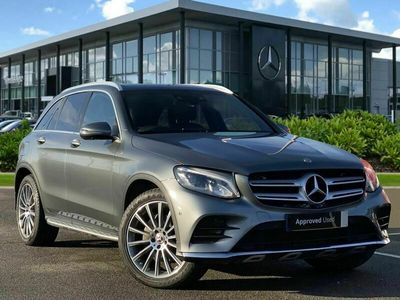 used Mercedes E250 GLC DIESEL ESTATE GLC d 4Matic AMG Line Premium 5dr 9G-Tronic