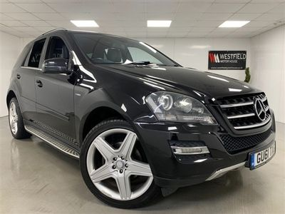 used Mercedes ML350 M Class 3.0CDI BlueEFFICIENCY Grand 5dr