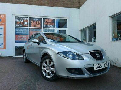 used Seat Leon 1.6 STYLANCE 5d 101 BHP 9 Service Stamps