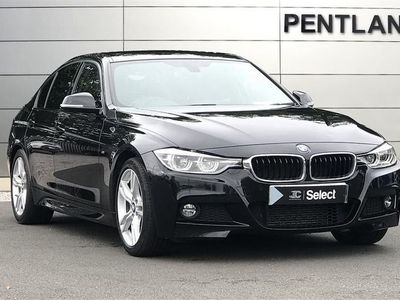 used BMW 320 3 Series d M Sport 4dr Step Auto