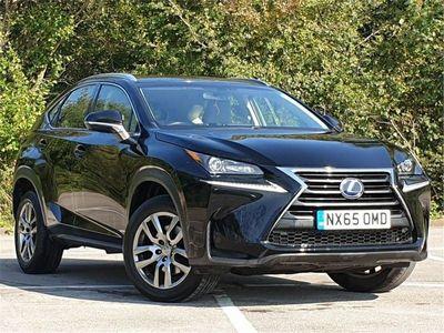 used Lexus NX300h 2.5 SE 5dr CVT