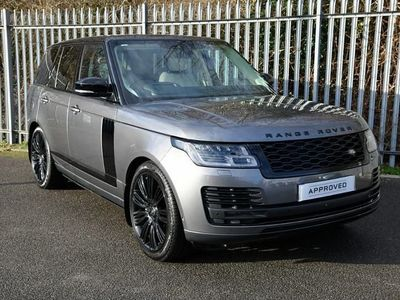 used Land Rover Range Rover 5.0S V8 (525hp) Autobiography 5dr