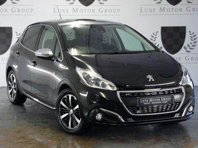 used Peugeot 208 1.2 PureTech Tech Edition (s/s) 5dr