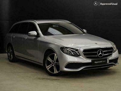 used Mercedes E220 E-Class 2.0dSE (s/s) Estate 5d