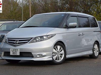 used Honda Elysion VG 3.0 V6 Automatic 4WD AUCTION GRADE 4/C DVD Camera Smart Entry MPV 2007