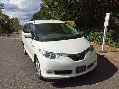used Toyota Estima Hybrid Auto 5-Door