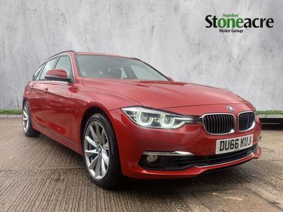 used BMW 330 3 SERIES 330D LUXURY TOURING d Luxury Touring 3.0 5dr