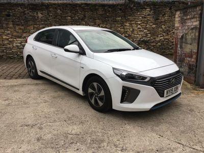 used Hyundai Ioniq PREMIUM Auto, 2019, Hatchback, 7267 miles.