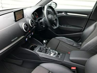 used Audi A3 Saloon S line 1.5 TFSI 150 PS 6-speed