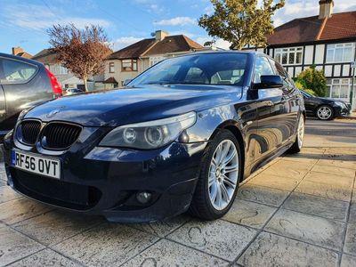 used BMW 550 5 Series 4.8 i M Sport 4dr