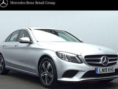 used Mercedes C200 C CLASS 2019 LondonSedan