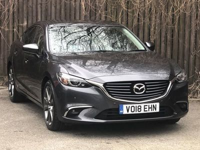 used Mazda 6 2018 Oldham 2.2d [175] Sport Nav 4dr Auto
