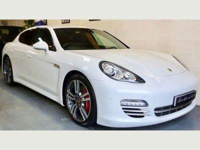 used Porsche Panamera Platinum Edition
