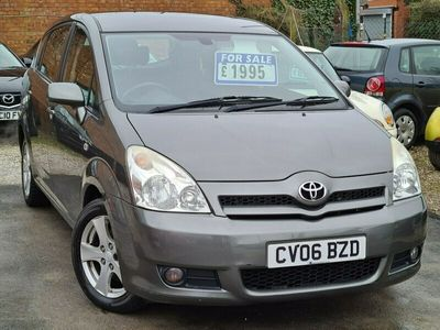 used Toyota Corolla Verso D-4d T3 2.2