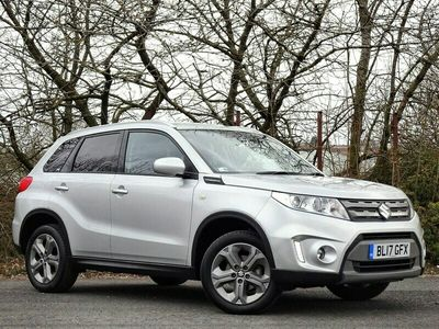 used Suzuki Vitara 1.6 SZ-T ALLGRIP *REVERSE CAMERA* SATNAV *BLUETOOTH* DAB *CLIMATE* CRUISE * 5-Door