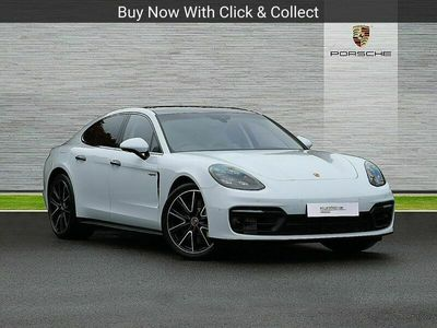 used Porsche Panamera HATCHBACK V6 4S E-Hybrid 5 seats 5dr PDK 2.9