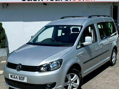used VW Caddy Maxi Life 1.6 TDI BlueMotion Tech 5dr