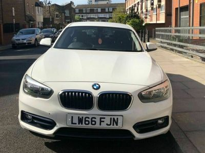 used BMW 120 1 Series 2.0 i Sport (s/s) 5dr