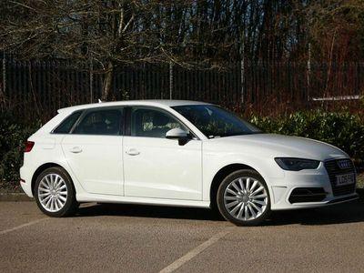 used Audi A3 e-tron 1.4 TFSI 5dr S Tronic [LED Headlights, Keyless Entry, Sat Nav]
