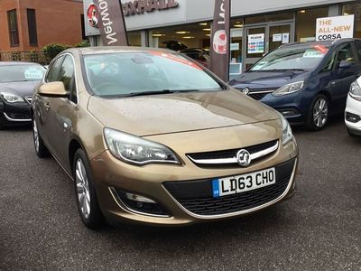 used Vauxhall Astra 1.6i 16V SE 5dr