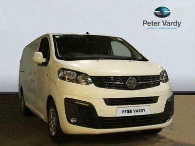 used Vauxhall Vivaro Diesel 2900 1.5d 100PS Sportive H1 Van