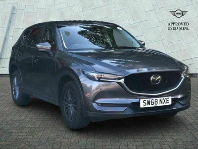 used Mazda CX-5 2.2TD SE-L (NAV+) Auto