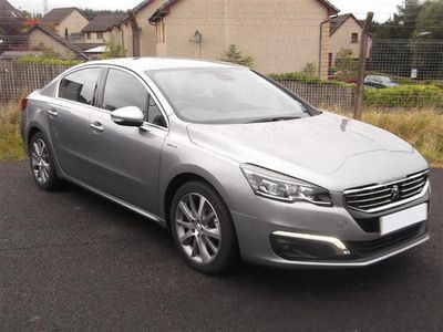 used Peugeot 508 BLUE HDI S/S GT LINE
