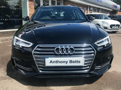 used Audi A4 2.0 Tdi 190 S Line 5Dr S Tronic