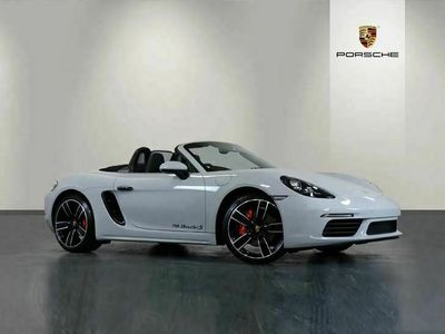 used Porsche Boxster 2.5 S 2dr PDK roadster