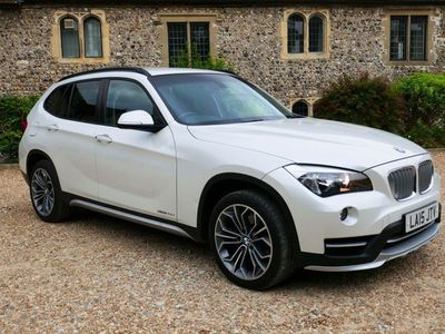 used BMW X1 2.0 20d xLine xDrive 5dr