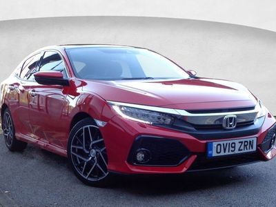 used Honda Civic 1.5 VTEC Turbo GPF Prestige Hatchback 5dr Petrol CVT (s/s) (182 ps)