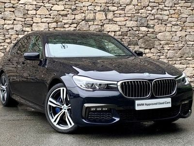 used BMW 730 7 Series d xDrive M Sport Saloon 3.0 4dr