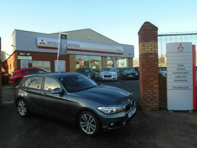 used BMW 120 1 Series 2.0 d Sport Auto (s/s) 5dr