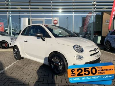 used Fiat 500 0.9 Twinair Lounge 3Dr