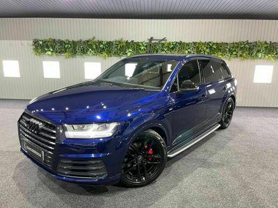 used Audi Q7 3.0 TDI V6 50 Black Edition Tiptronic quattro (s/s) 5dr