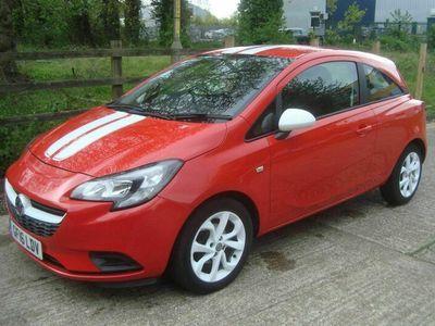 used Vauxhall Corsa 1.2i Sting 3dr