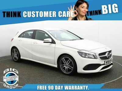 used Mercedes A160 A ClassAMG LINE for sale   Big Motoring World