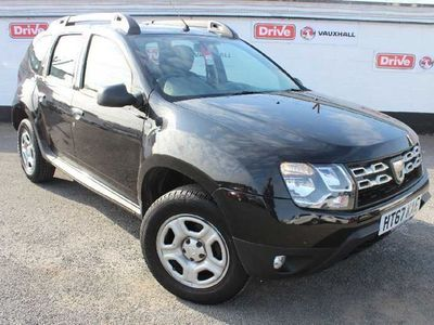used Dacia Duster 1.6 SCe 115 Ambiance 5dr Estate