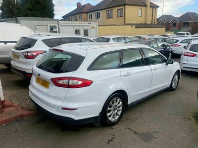 used Ford Mondeo 2.0 TDCi 150 ECOnetic Style 5dr