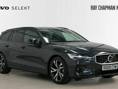 used Volvo V60 II T4 R-Design Plus Auto (Xenium, Intellisafe, Winter & Convenience Packs)