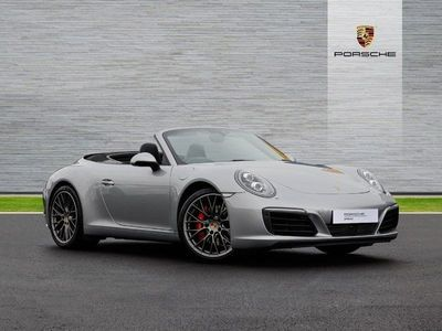 used Porsche 911S 2dr PDK 3.0