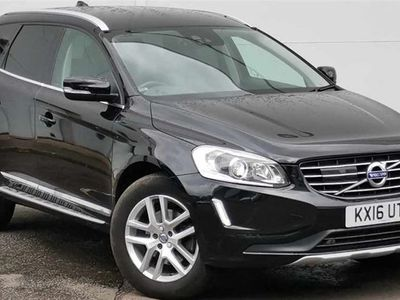 used Volvo XC60 D5 [220] SE Lux Nav 5dr AWD Geartronic 2.4